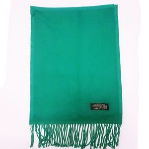 Other - #104 Cashmer Scarf Hibernian FC Made in Italy